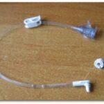 Sicherheitsverbinder für Austauschsonde Button für Sondieren