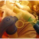 Beatmung mit eingebauter Inhalation vom Pariboy