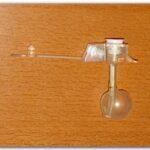 Button geblockt mit Luftblase